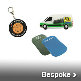 Image of Bespoke Promotional Merchandise