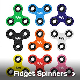 Branded Fidget Spinners UK