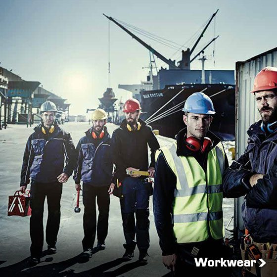 Click for more info on Branded Workwear