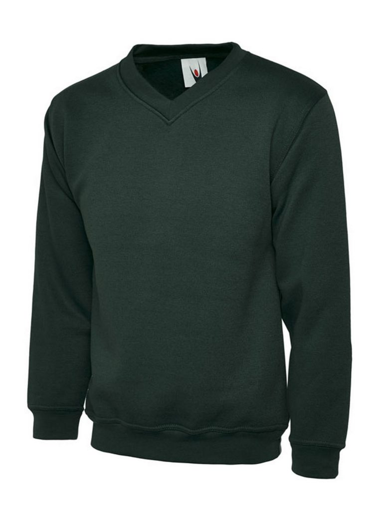 Premium V-Neck Sweatshirt
