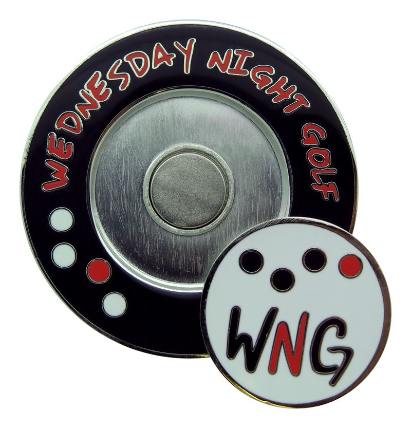 Magnetic Ball Marker with Holder