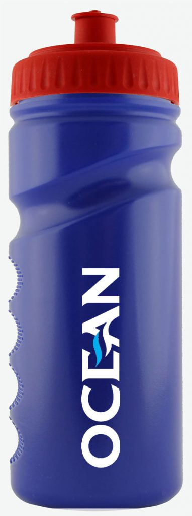 Sports Bottle 500ml Blue
