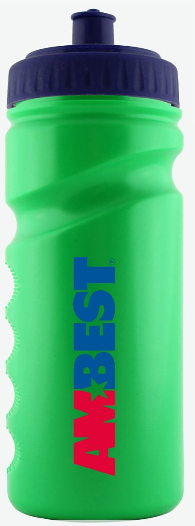 Sports Bottle 500ml Green