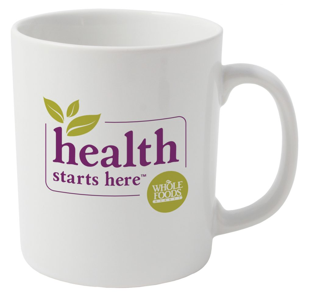 Cambridge Promotional Mug White