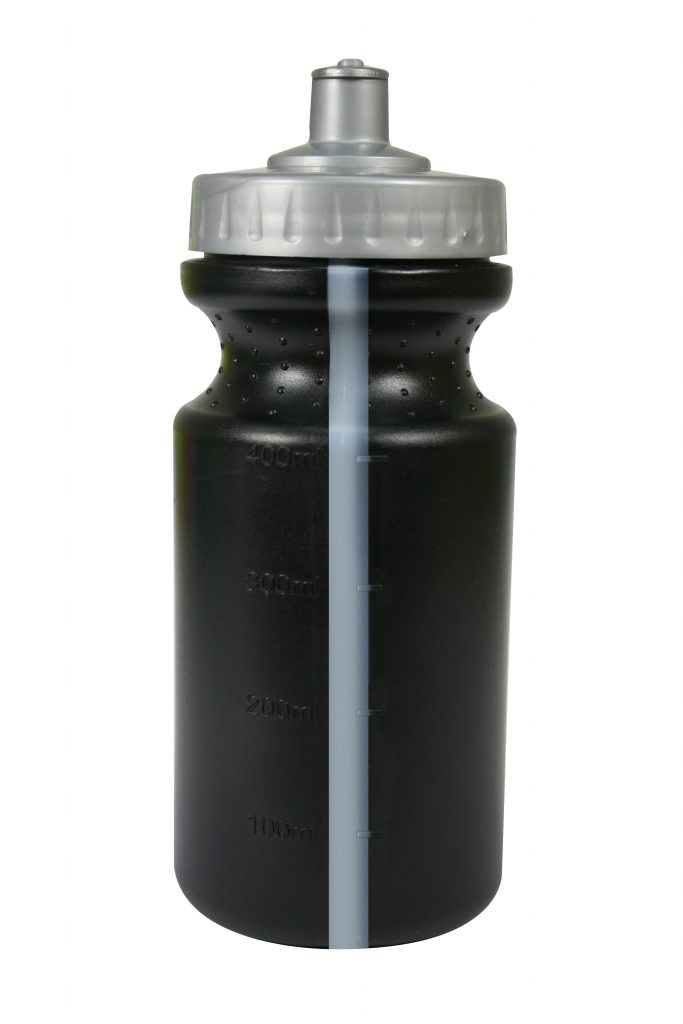 Viz Sports Bottle 500ml Black