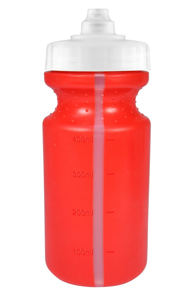 Viz Sports Bottle 500ml Red