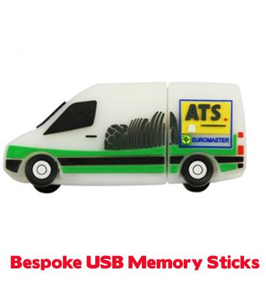 Bespoke USB Memory Sticks - bespoke merchandise-clothing
