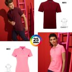Asquith & Fox Performance Polos 20% Off