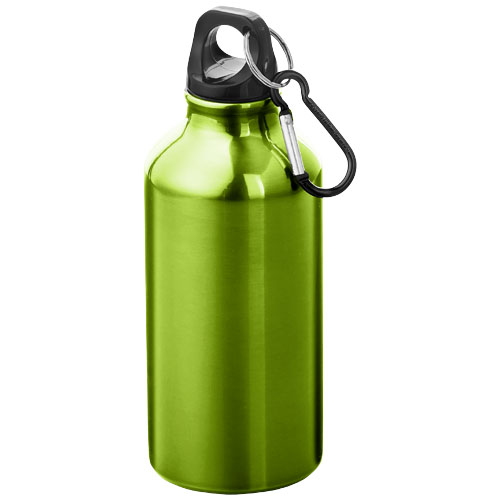 Oregon 400 ml sport bottle with carabiner
