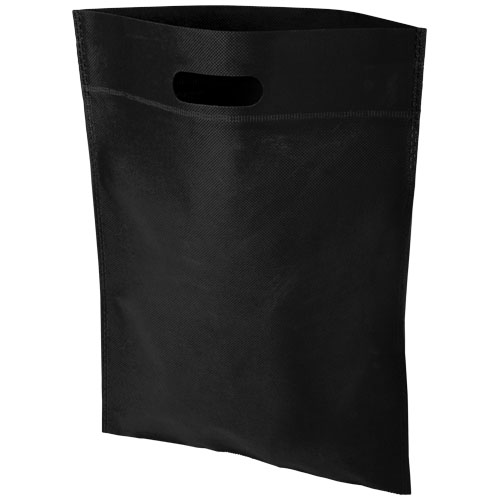 Freedom exhibition tote bag with heat seal
