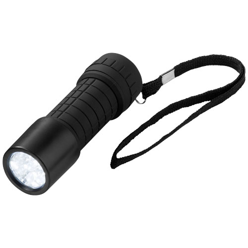 Shine-on 9-LED torch light