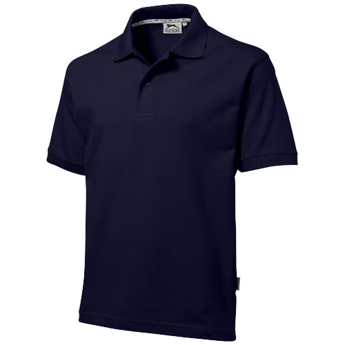 Forehand short sleeve men's polo